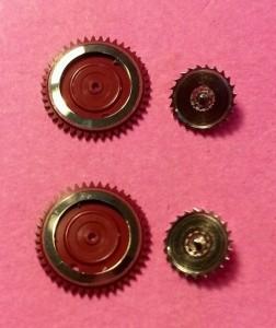 rolex reverser gears