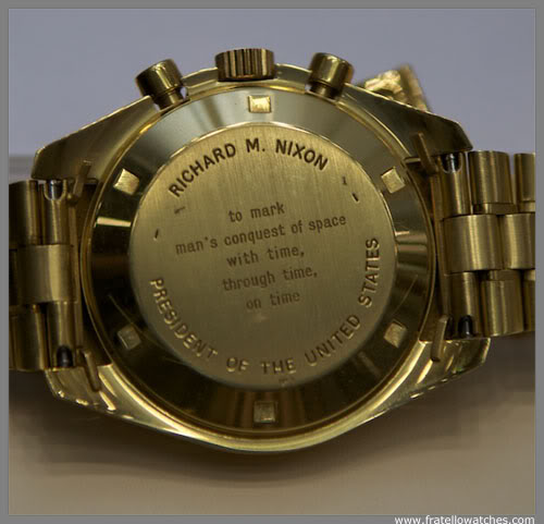 Richard Nixon Watchmen: President Richard Nixon Wrist Watch
