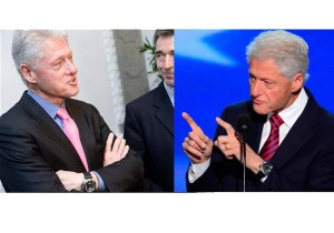 President-Clinton-wearing-a-Panerai-left-and-Clinton-wearing-a-Jaeger-LeCoultre-right