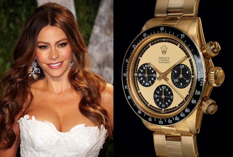 Female celebrities and their watches part 1 the watch doctor for Woman celebrity watches