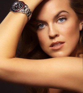 Female celebrities and their watches part 1 the watch doctor for Celebrity wearing rolex watches