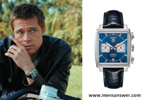 Men celebrities and their watches part 1 the watch doctor for Celebrity wrist watches
