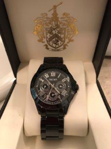 donald trump watch