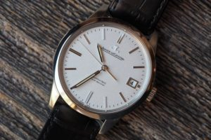 Jaeger le coultre watch face
