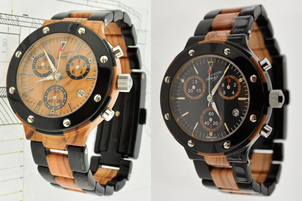 Wooden Watches Brands Types Of Wood Used In Watches