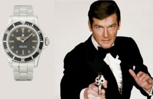 Roger Moore And The Watches Of James Bond The Watch Doctor