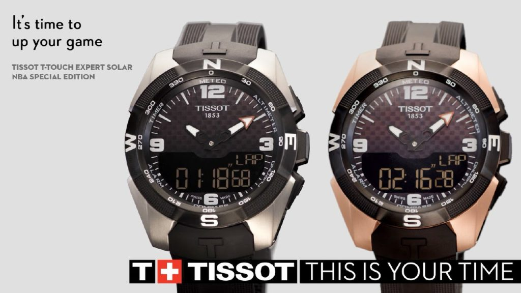 Tissot Official Timekeeper Of The Nba The Watch Doctor
